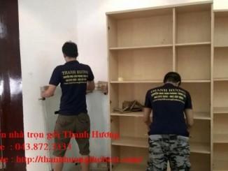 Cho thuê xe tải uy tín tại phố Lê Văn Lương