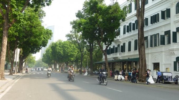 Cho thuê xe tải giá rẻ tại phố Trần Tử Bình