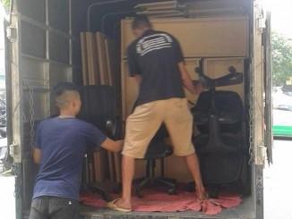 Dịch vụ cho thuê xe tải-chuyển nhà giá rẻ tại phố Huế