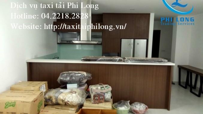 Dịch vụ taxi tải chuyên nghiệp tại phố Nghĩa Tân