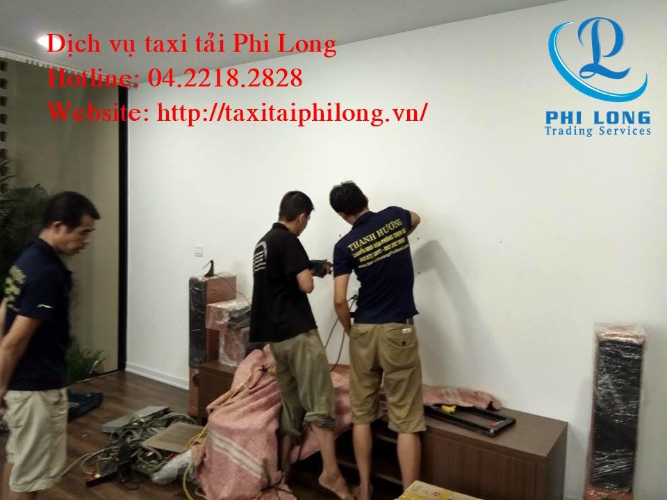 Cho thuê xe tải giá rẻ tại phố Chùa Hà