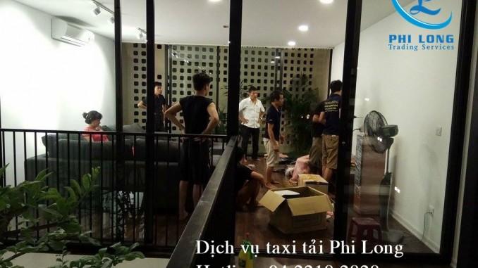 Cho thuê xe tải giá rẻ tại phố Nguyễn Khánh Toàn