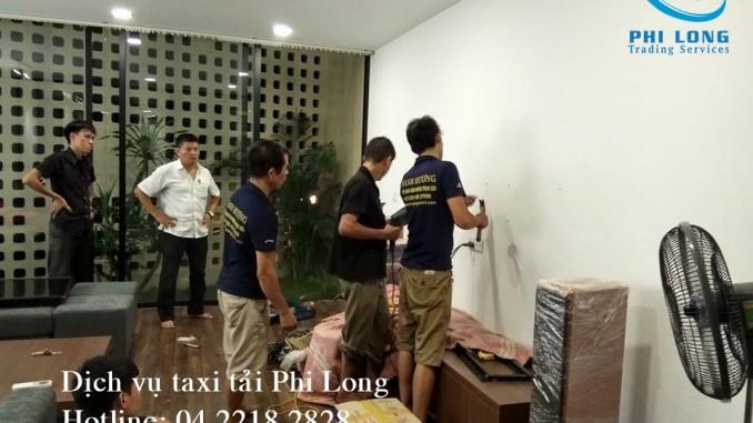 Dịch vụ chuyển nhà Thanh Hương cần thiết cho mọi gia đình