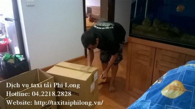 Cho thuê xe tải chuyên nghiệp tại phố Dương Đình Nghệ