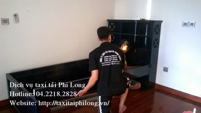 Cho thuê xe tải chuyên nghiệp tại phố Đỗ Quang