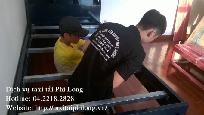 Dịch vụ taxi tải uy tín tại phố Dịch Vọng