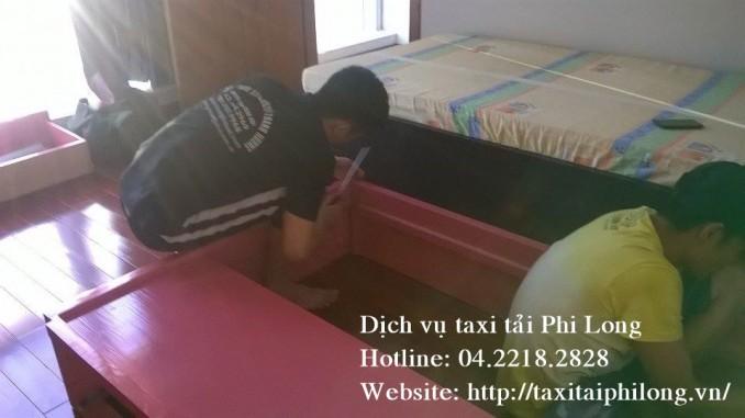 Cho thuê xe tải chuyên nghiệp tại phố Dịch Vọng