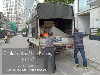 Cho thuê xe tải tại phố Mai Anh Tuấn