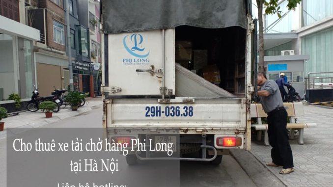 Dịch vụ cho thuê xe tải tại phố Lê Ngọc Hân