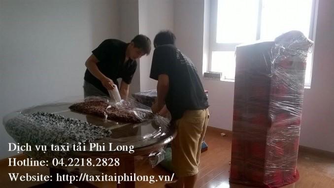 Cho thuê xe tải uy tín tại phố Nguyễn Đình Hoàn