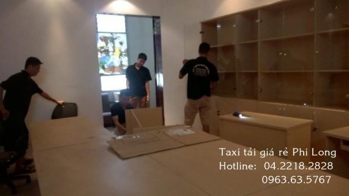 Phi Long cho thuê taxi tải giá rẻ tại phố Trần Đăng Ninh