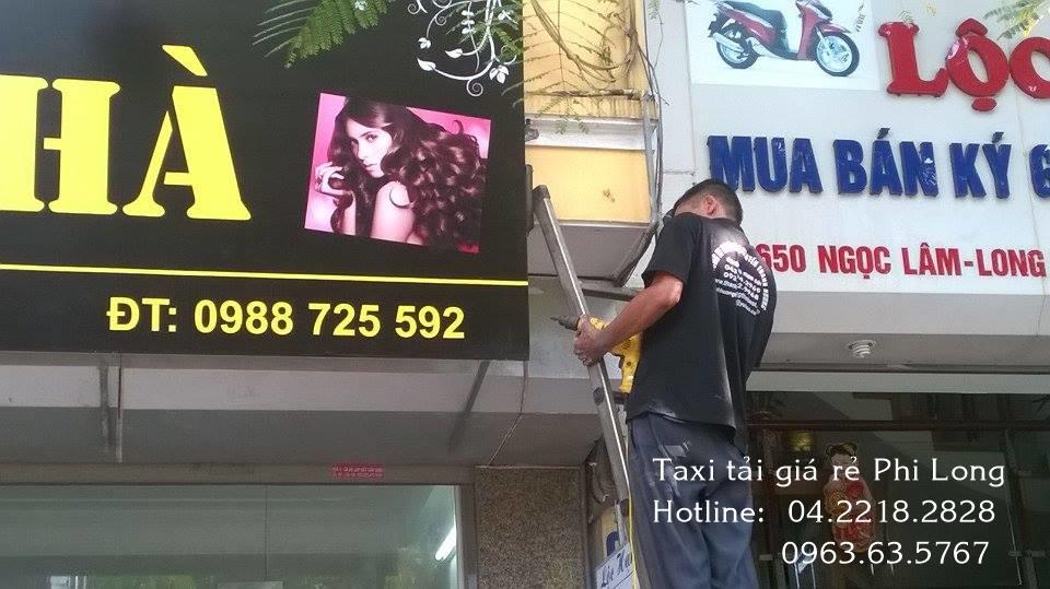 Cho thuê xe tải chuyên nghiệp phố Trần Thái Tông
