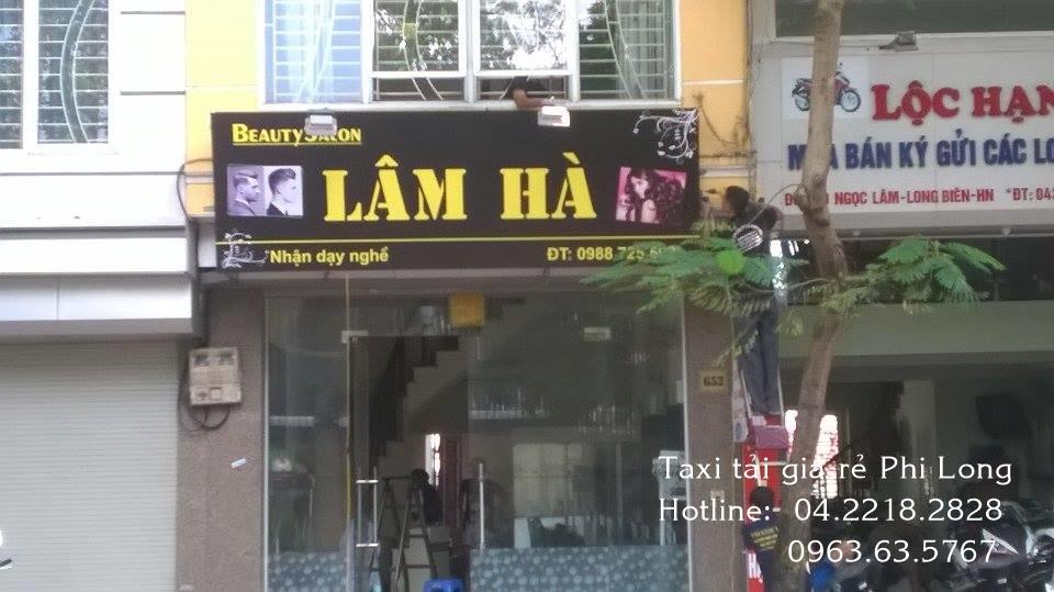 Thanh Hương chuyển nhà giá rẻ phố Trần Đăng Ninh