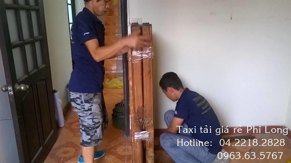 Thanh Hương chuyển nhà giá rẻ phố Hoàng Quốc Việt
