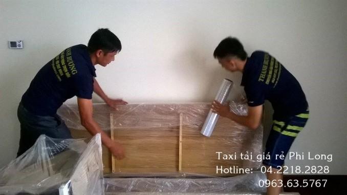 Chuyển nhà trọn gói phố Đặng Thùy Trâm với Thanh Hương