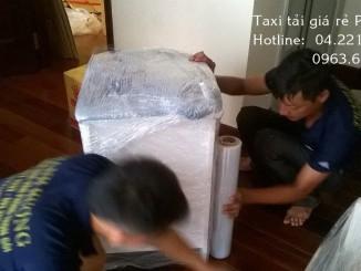 Chuyển văn phòng trọn gói phố Nguyễn Phong Sắc với Thanh Hương