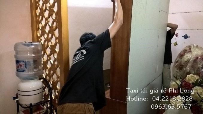 Thanh Hương chuyển nhà trọn gói giá rẻ phố Nguyễn Phong Sắc