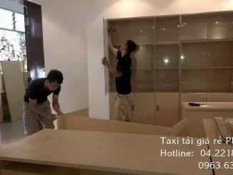 Phi Long cho thuê taxi tải giá rẻ phố Nguyễn Phong Sắc