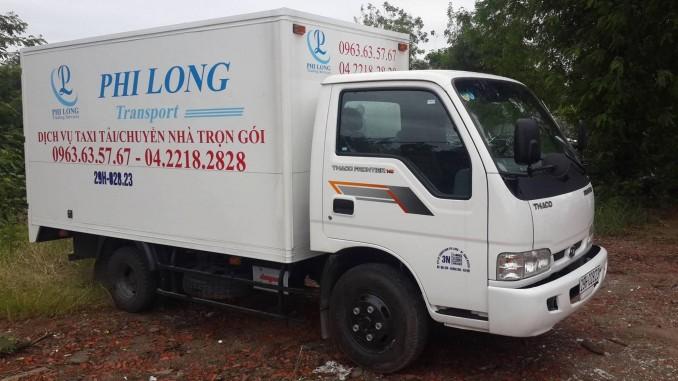 Cho thuê xe tải giá rẻ tại phố Phạm Tuấn Tài