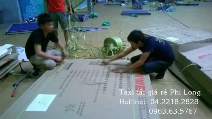 Dịch vụ taxi tải giá rẻ phố Dịch Vọng Hậu
