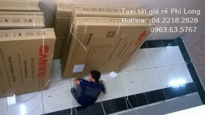 Cho thuê xe tải giá rẻ phố Dịch Vọng Hậu
