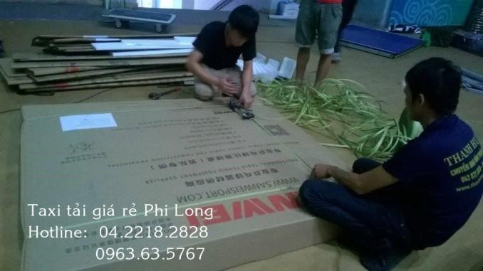 Dịch vụ taxi tải phố Nguyễn Khả Trạc với Phi Long