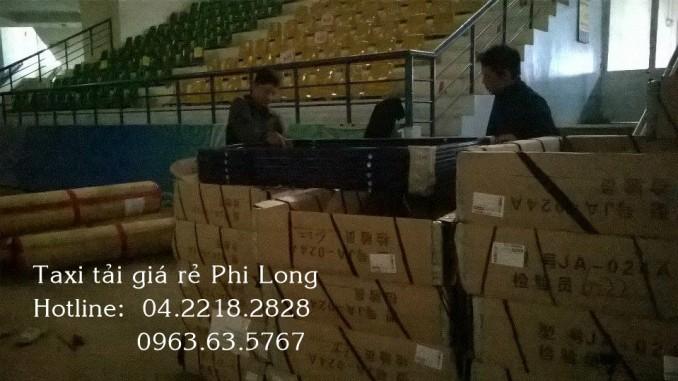Phi Long cho thuê xe tải phố Trần Bình