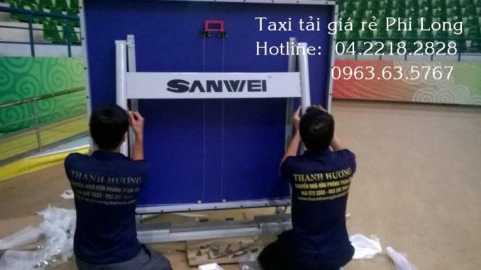 Phi Long dịch vụ taxi tải chuyên nghiệp phố Dương Khuê