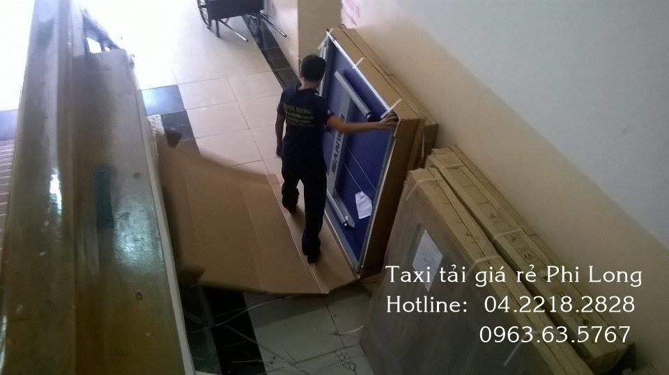 Cho thuê xe tải giá rẻ tại phố Mai Dịch với Thanh Hương