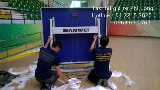 Thanh Hương cho thuê xe tải tại phố Mai Dịch