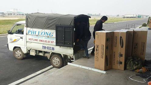 Cho thuê xe tải giá rẻ tại Trần Quốc Hoàn