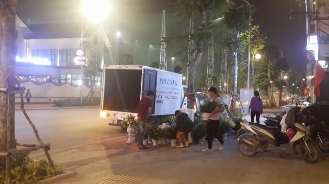 Dịch vụ taxi tải chuyên nghiệp tại phố Cao Đạt