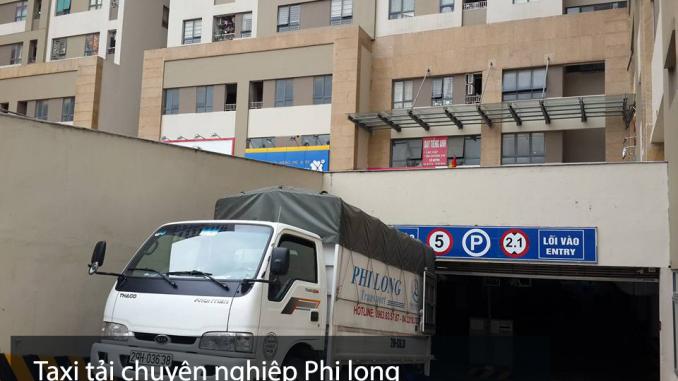Cho thuê xe tải giá rẻ tại phố Hoàng Minh Giám