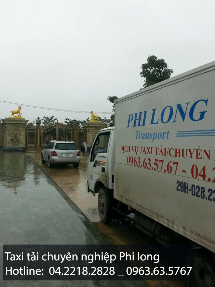 cho thuê xe tải tại Hồ Tùng Mậu