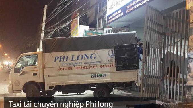 Cho thuê xe tải giá rẻ tại phố Triệu Việt Vương