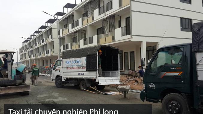 Cho thuê xe tải uy tín tại phố Hoàng Đạo Thành