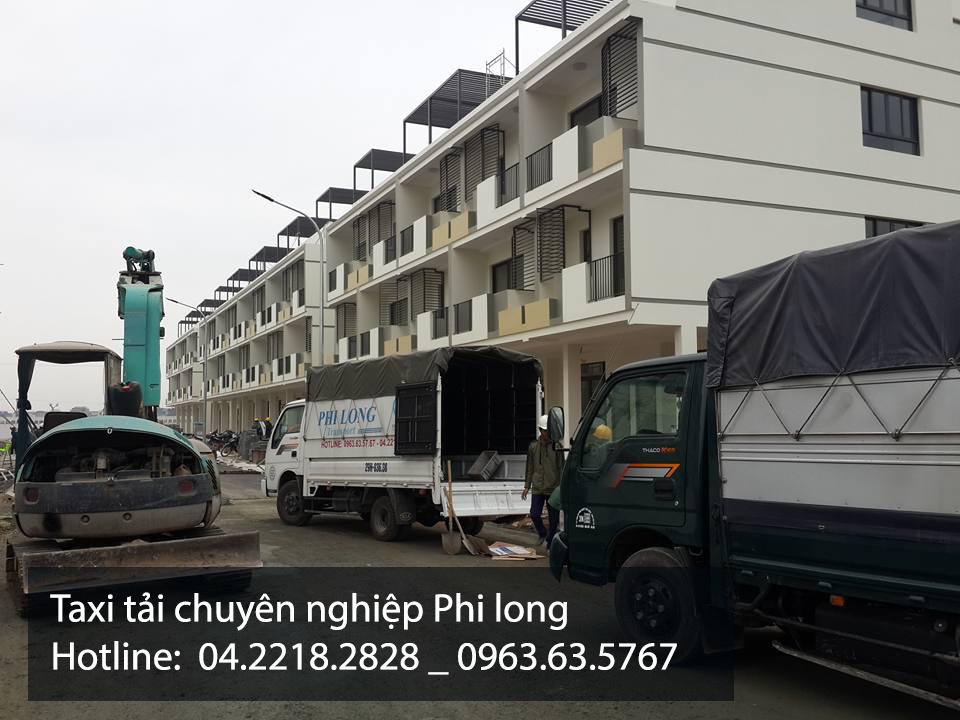 Dịch vụ cho thuê xe tải tại Trường Chinh