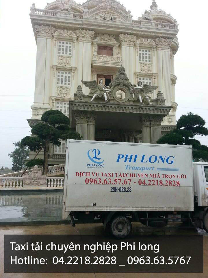 Cho thuê xe tải tại phố Lê Trọng Tấn-Phi Long