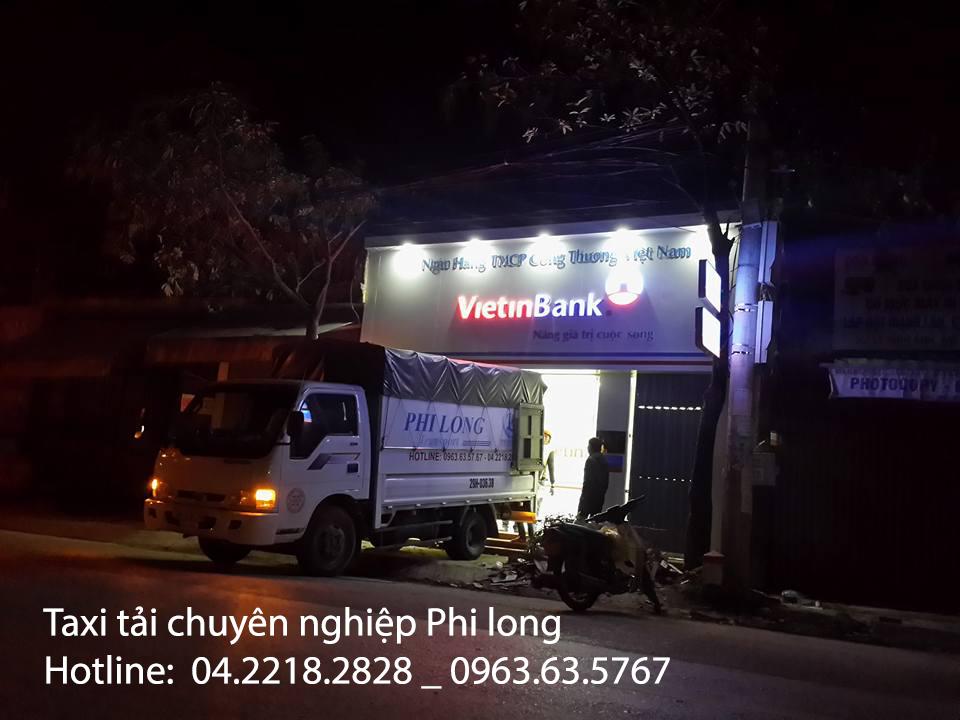 Cho thuê xe tải giá rẻ tại phố Hạ Đình