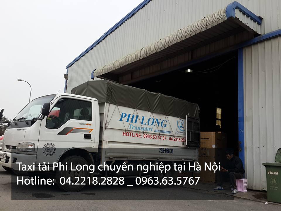 Dịch vụ tải giá rẻ tại phố Định Công