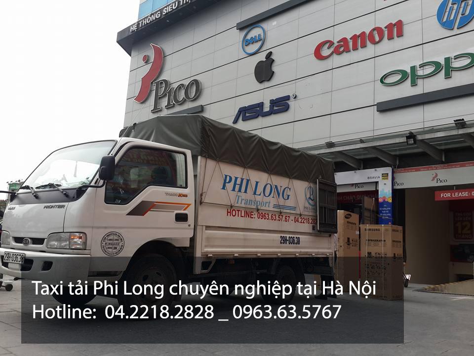 Dịch vụ taxi tải uy tín tại phố Giải Phóng