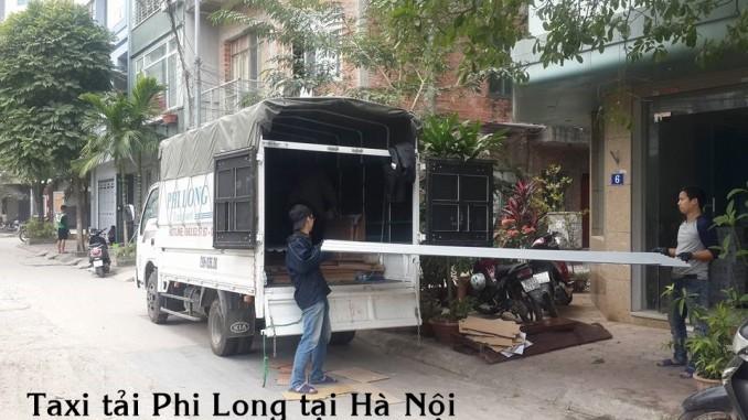 Dịch vụ taxi tải uy tín tại phố Vọng