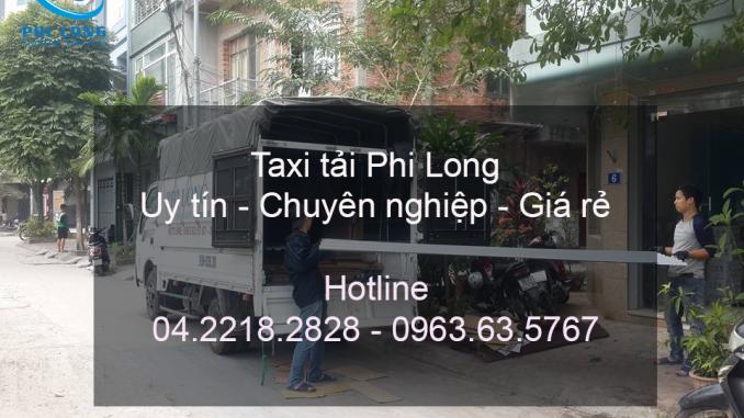 Dịch vụ taxi tải giá rẻ tại phố Cảm Hội
