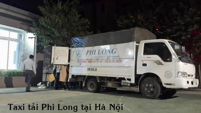 Cho thuê xe tải chuyên nghiệp tại phố Vọng