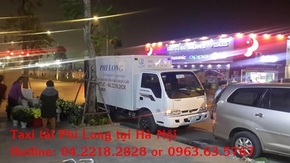 Cho thuê xe tải uy tín tại phố Thượng Đình