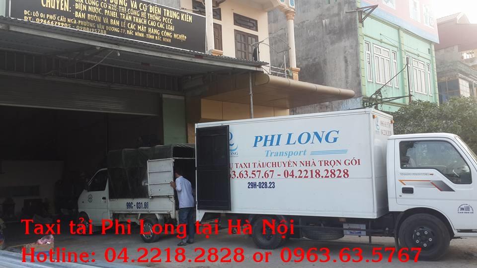 Dịch vụ taxi tải chuyên nghiệp tại phố Thượng Đình
