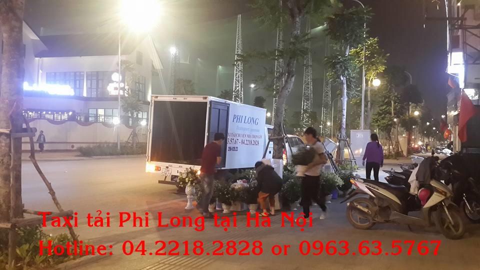 Cho thuê xe tải giá rẻ tại phố Phương Liệt