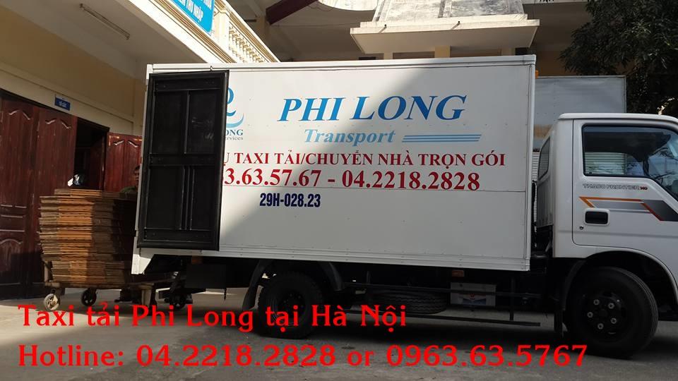 Cho thuê xe tải uy tín tại phố Nguyễn Viết Xuân