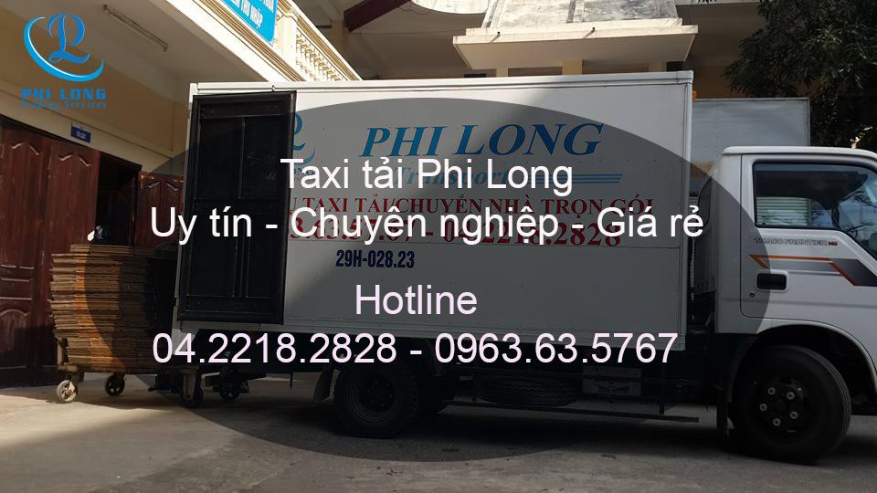 Cho thuê xe tải uy tín tại phố Bạch Mai
