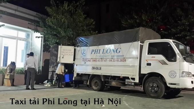 Cho thuê xe tải uy tín tại phố Trần Điền